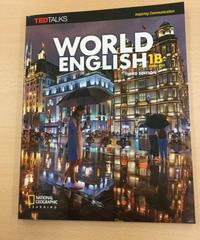 心1)英語Ⅰb 大友彩子 (World English 1B 3rd Edition