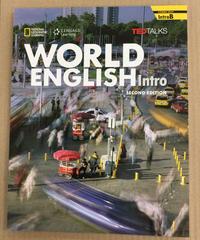 英語Ⅰb 福田仁「World English IntroB 2nd Edition」