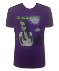 DINOSAUR Jr. : alien (ユニセックス バンドTシャツ)  【HV01-T01-01-S~XL】