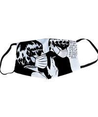 SONIC YOUTH : goo mask (unisex fashion face mask)    【HV01-A04-01】