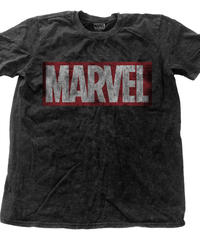 MARVEL COMICS : vintage logo (for unisex t shirts)【HV00-T11-01-S~L】