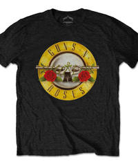 GUNS N' ROSES : classic logo (for unisex t shirts)