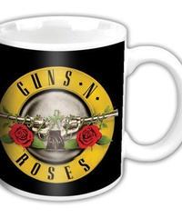 GUNS N' ROSES : bullet (boxed standard mug)【HV00-M02-01】