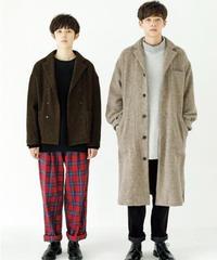 TS193CO082 パッチポケット ワークコート【size 3】