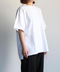 TS200CT077 アメリカンコットン ワイドTシャツ【size 1】
