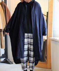 TS190JK068 ヴィンテージリネン ポンチョジャケット  【size 3】