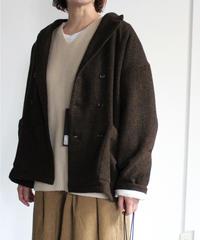 TS193JK083 パッチポケット ダブルジャケット  【size 1】