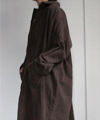 UT200SH042 東炊きコーデュロイ ワイドワークシャツ