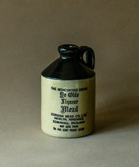 Cornish mead Liqueur bottole