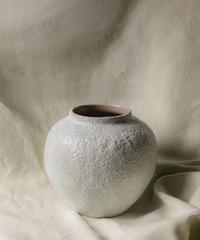 Antique style flower vase