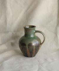Vintage Ethnic pattern jug