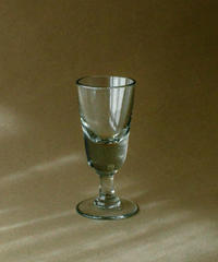 Hand-blown liquer glass cup