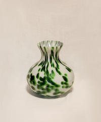 1970's Large Italian marble glass vase