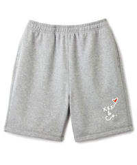 Love ハーフパンツ(シルク印刷)