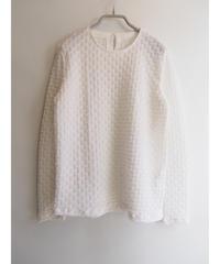 【日本製】綿ナイロン♢♢♢シャーリングプルオーバー