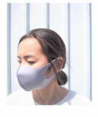 【日本製】繰り返し洗えて使えるマスク④(オフホワイト5枚 ✕ 1セット)