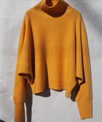 【日本製】ドルマンハイネックセーター