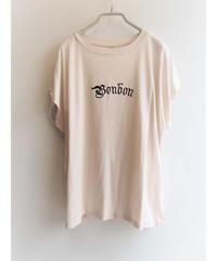 セルロース【Bonbon】フレンチスリーブロングT