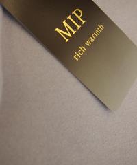 【日本製】MIPインナータートルネック(パステルカラー)《9号》