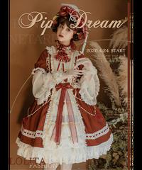 「Pipe Dream」ワンピース(チョーカー、コサージュ 付き)【6/3まで】