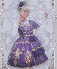 「暗黒童話」騎士型ジャンパースカート【12/8まで】