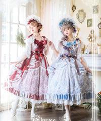 「クリスマスF ~星空の航路~」ジャンパースカートドレス【3/5まで】