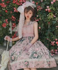 「Rose of French」ジャンパースカート【10/28まで】