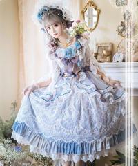 【現品販売】「クリスマスF ~星空の航路~」ジャンパースカート