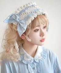 「NEW ALICE」ヘッドドレス【7/13まで】