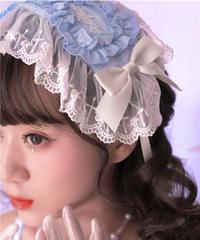 【数量限定】「Heavenly Teardrops」ヘッドドレス ※お洋服と合わせ買いの方のみ※【4/24まで】