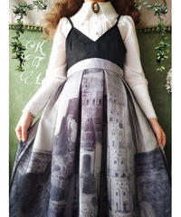 【現品販売】「バベルの塔」ジャンパースカート