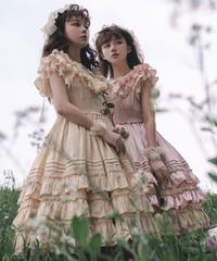 「Hello Anne」ドール衿ワンピース(ショート)【5/8まで】