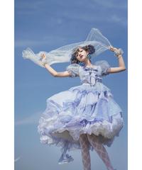 「深海少女」ドレス(ブルー)【7/22まで】