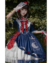 「白雪姫」ワンピース【8/23まで】