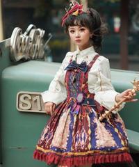「くるみ割り人形」サロペット【11/30まで】