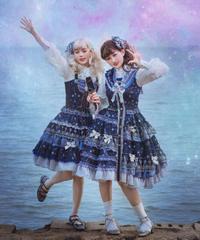 「仰望星空」ジャンパースカート【5/15まで】