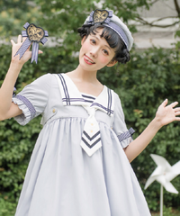 「Summer Chiffon」ベレー帽(ブローチ付き)※お洋服と合わせ買いの方のみ※【5/20まで】