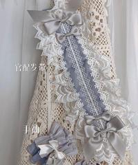 「Glistering Froth」ヘッドドレス ※お洋服と合わせ買いの方のみ※【3/11まで】