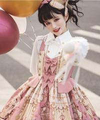 「くるみ割り人形」ジャンパースカート【11/30まで】