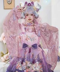 「蝶々姫」ブラウス(白系7色)【7/12まで】
