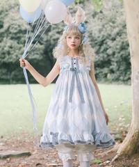 「双子アリス」妹ジャンパースカートセット【9/11まで】