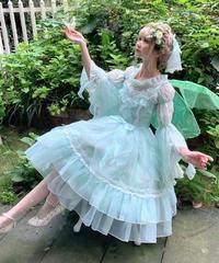 「Moonlight Flower Fairy」ジャンパースカート&バレッタセット【12/8まで】