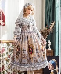 「マリアの肖像」ジャンパースカート【10/18まで】