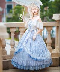 「Frozen Throne」ジャンパースカート【6/13まで】
