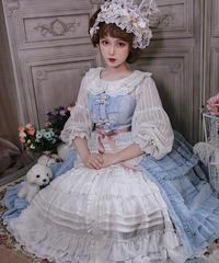 「アリスのアフタヌーンガーデン」インナースカート※GIRLISM特別予約※【12/27まで】
