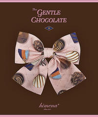 「Gentle Chocolate」クリップ(6/26まで受注予約)