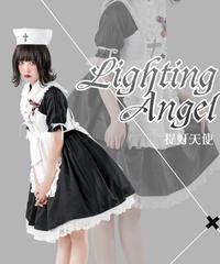 「Lighting Angel」ナース帽 ※OPと合わせ買いの方のみ※【6/19まで】