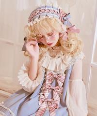 【再販】「パラレルドール」ヘッドドレス ※お洋服と合わせ買いの方のみ※【4/10まで】