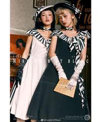 【現品販売】「Miss Noir et Blanc」ワンピース