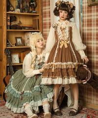 「Doll House」ジャンパースカート【10/17まで】